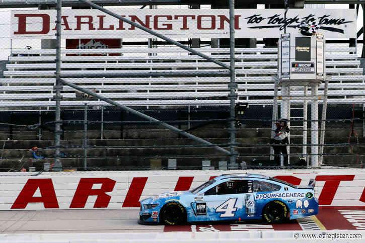 NASCAR set for first Wednesday start since 1984