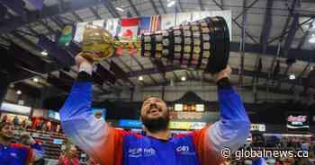 Coronavirus: Major Series Lacrosse season and Mann Cup national championship cancelled