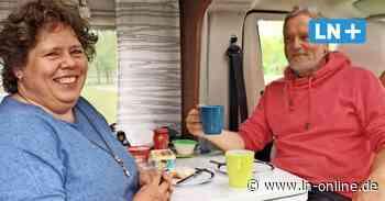 Mobile Camper aus dem Norden eröffnen Saison in Lübeck
