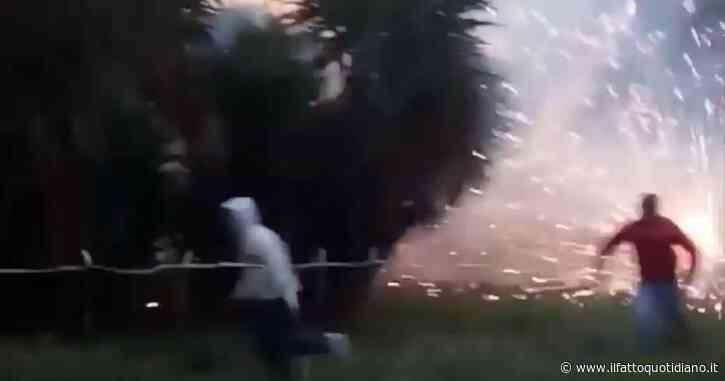 """Foggia, il sindaco critica i fuochi d'artificio in onore del boss morto. Il figlio del capomafia lo minaccia: """"Ti sbatto la testa nel muro"""""""