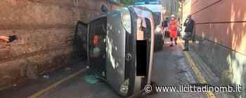 Arcore, distrazione fatale al volante in via Monte Grappa - Il Cittadino di Monza e Brianza