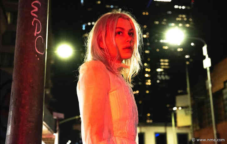 Phoebe Bridgers shares new song 'I See You', announces live-streamed 'world tour' of her home