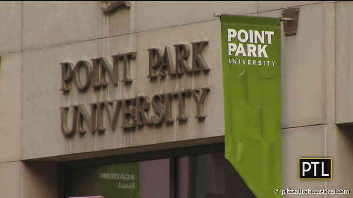 Point Park University Expects To Be 'Open And Fully Operational' For Fall Semester