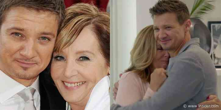 Jeremy Renner bought his mom a house and gave it an HGTV makeover - Insider - INSIDER