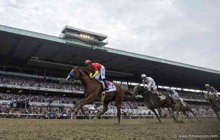 Belmont Stakes will be run June 20, becoming first leg in Triple Crown