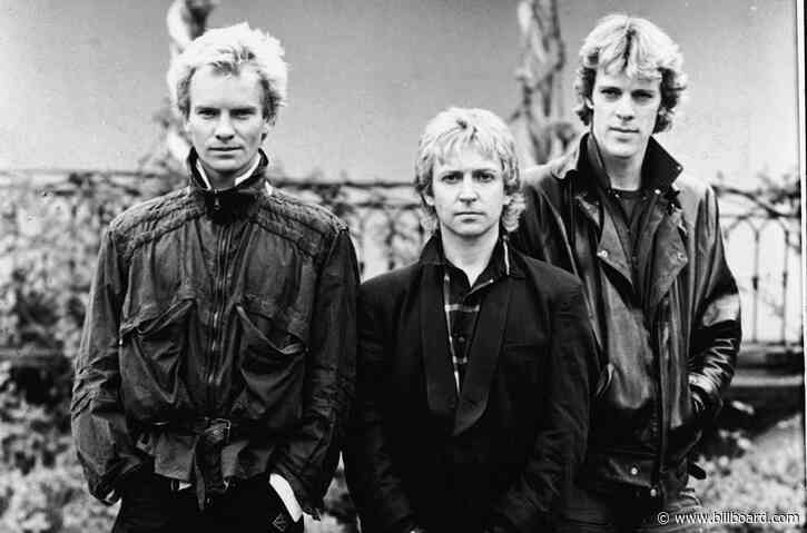 The Police's 'Don't Stand So Close To Me' Gets a Social Distancing Remix Courtesy of Dave Audé