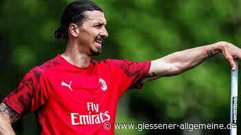 Zlatan Ibrahimovic: Statue von AC-Mailand-Star muss wegen Vandalismus versetzt werden | Fussball - Gießener Allgemeine