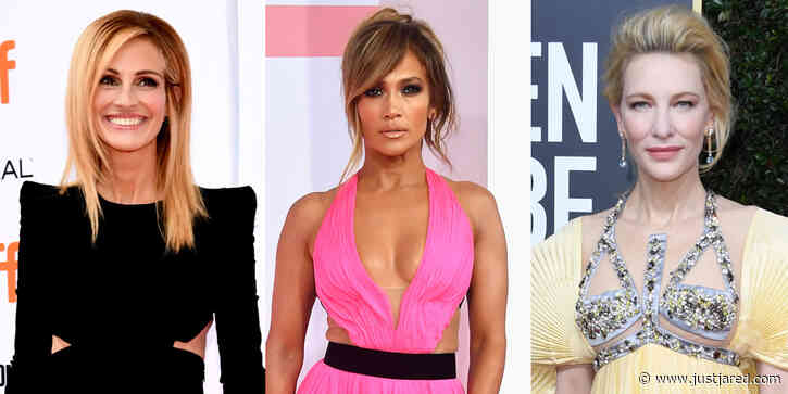 Beyonce & Jennifer Lopez's Gowns Auctioned Off for Charity