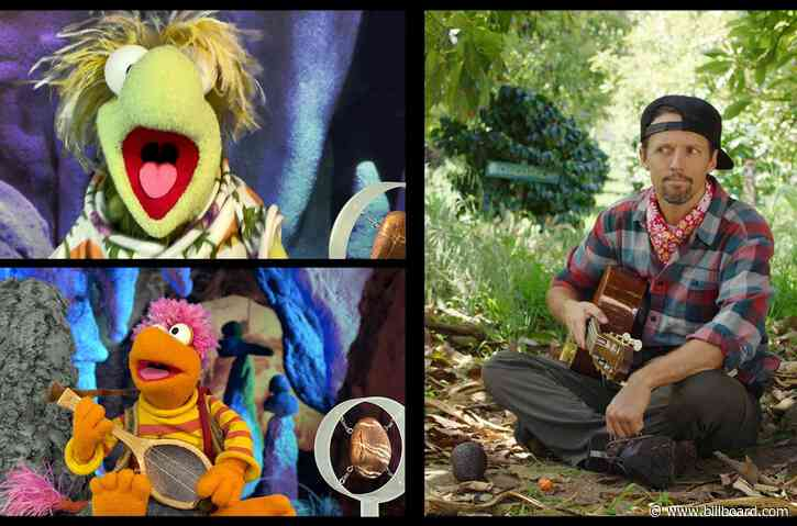A Bunch of Your Favorites Are About to Jam at 'Fraggle Rock'