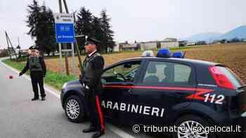 Spresiano. Denunciata per furto si scaglia con l'auto contro la caserma dei carabinieri - La Tribuna di Treviso