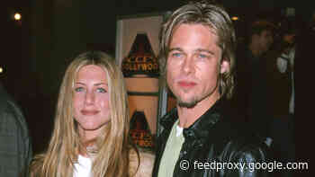 Great Outfits in Fashion History (Beauty Edition): Jennifer Aniston's Insanely Long, Perfectly Highlighted Hair