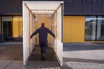 EmiControls innove depuis Dardilly avec un tunnel de désinfection - Tribune de Lyon