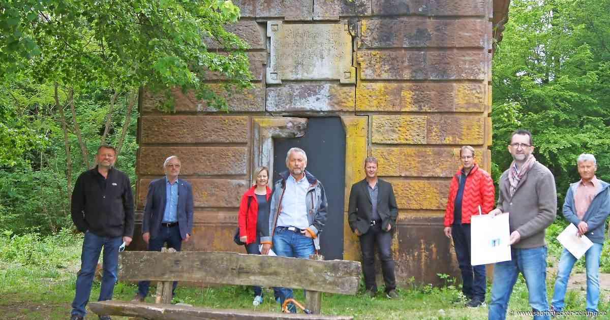 Der Alexanderturm in Blieskastel wird saniert - Saarbrücker Zeitung
