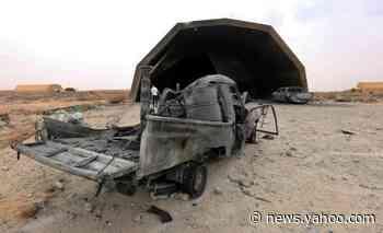 Syria rebel, regime forces face off in Libya