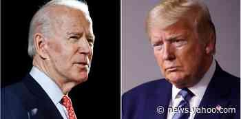 New polls show Biden leading Trump in key states of Arizona, Florida and Virginia