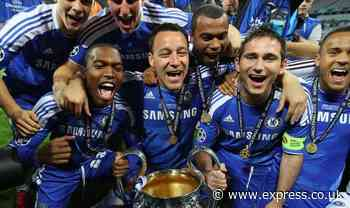 Frank Lampard gives verdict on John Terry wearing full kit to lift Champions League trophy - Express.co.uk