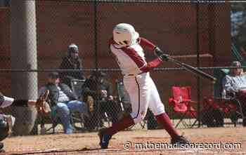 Warman Led Sparkman Softball- Now Off To Boston College - The Madison Record - themadisonrecord.com
