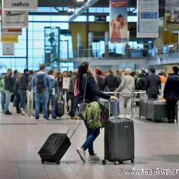 Deutlich weniger Passagiere am Flughafen in Weeze gezählt - Radio K.W.