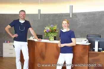 Jetzt mit Kieferorthopädie: Kieferorthopädin Dr. Ira Sierwald ergänzt Zahnarzt-Gemeinschaftspraxis im Stader GoosHaus - Kreiszeitung Wochenblatt