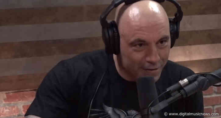 Joe Rogan's Podcast Is Now a Spotify Exclusive