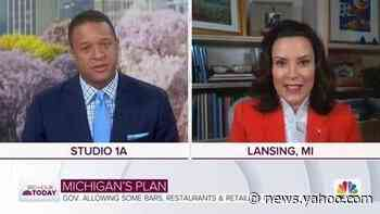 Whitmer: I had 'conversation' with Biden campaign about vice presidency