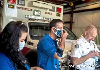 Highmark thanks EMS teams by donating 40,000 masks