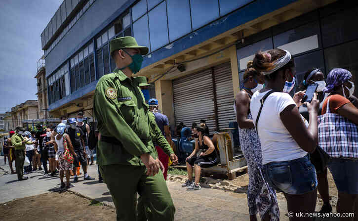 Cuba highlights campaign against hoarders during pandemic