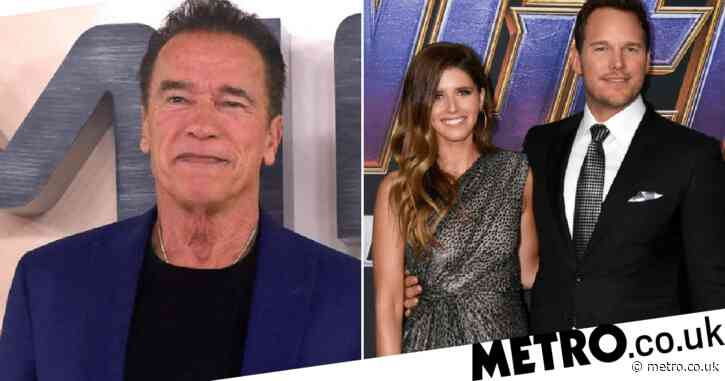 Arnold Schwarzenegger really excited to be granddad as he raves about gene pool: 'There's a lot of power here'