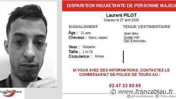 Saint-Pierre-des-Corps : disparition inquiétante d'un homme de 31 ans - France Bleu