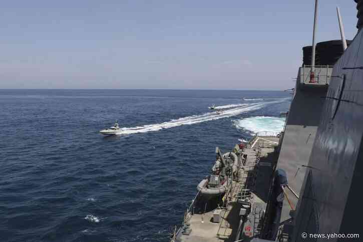 US Navy issues new guidelines after close Iran encounters