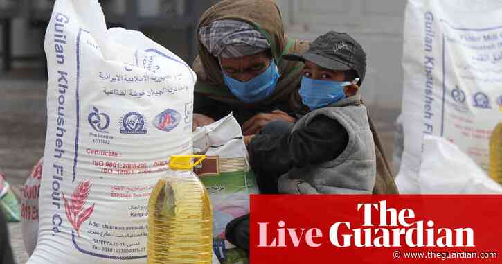 Coronavirus live news: crisis will push 60m into poverty, says World Bank chief