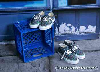 Fergus Purcell Vans Acid Wash Collection Release Date - SBD - Sneaker Bar Detroit