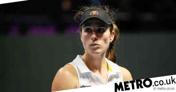Johanna Konta disagrees with WTA chief over Roger Federer's proposed ATP merger