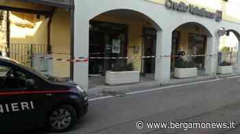 Banda del botto in azione a Dalmine: bancomat esploso e fuga col bottino - Bergamo News - BergamoNews.it
