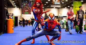MCM Comic Con UK announces all events cancelled including NEC - Birmingham Live