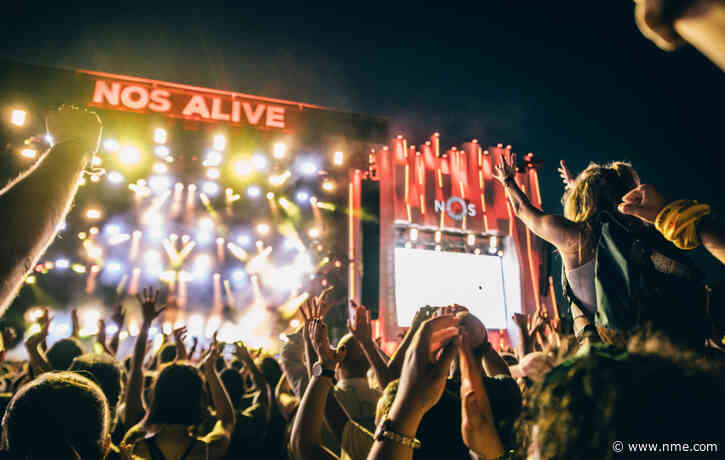 NOS Alive festival 2020 officially postponed until next year