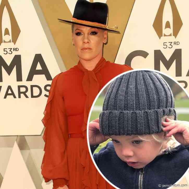 Pink Reveals Son Jameson Has 'Pretty Bad' Food Allergies Following Coronavirus Battle