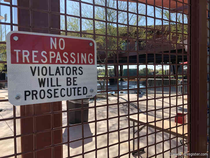 Dodgers have no immediate plans to reopen Arizona facility