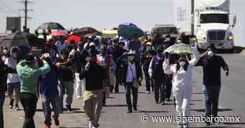 Trabajadores piden cierre de maquilas en Ciudad Juarez por COVID-19; hay más de 200 muertes, acusan - SinEmbargo