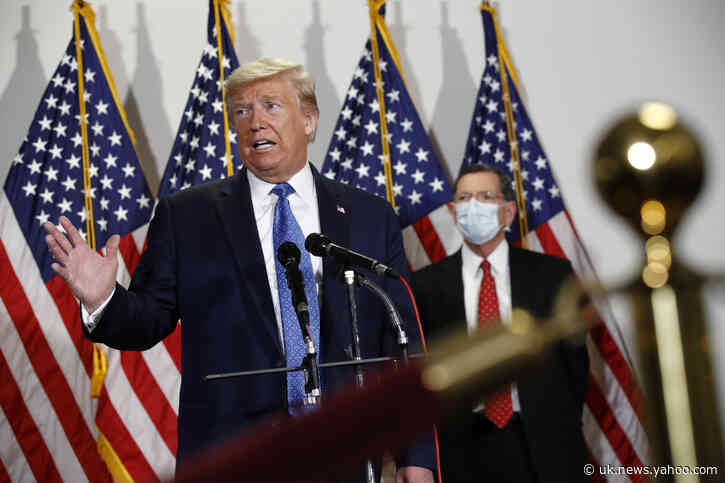 Trump could violate Ford face mask requirement on plant tour