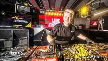 33 DJ legen 36 Stunden im CLUB NFF auf: Streaming-Party rockt das Netz - BILD