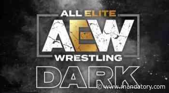 Watch AEW Dark Episode 34, View Full Results: Nine Matches