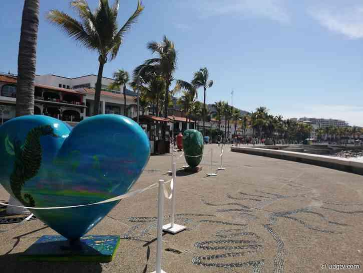 Comerciantes de Puerto Vallarta reportan pérdidas hasta por 900 millones - UDG TV