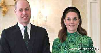 Prince William's plea for NHS coronavirus heroes to take care of themselves too