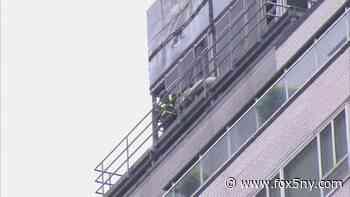 Upper East Side residential fire - FOX 5 NY
