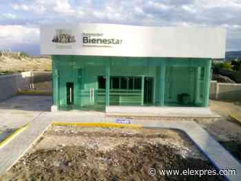 Casi terminada sucursal del Banco del Bienestar en Charcas: Gabino Morales - El Exprés