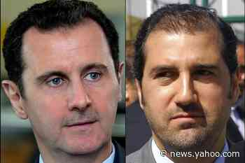Syria seizes assets of Assad cousin and business magnate Rami Makhlouf
