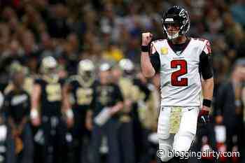 5/19: Blogging Dirty- 2020 will play a major role in the legacy of Matt Ryan