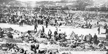 Kriegsende vor 75 Jahren in Remagen: Notizen zeigen das Leben in Kriegsgefangenschaft - General-Anzeiger