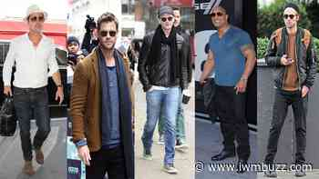 Brad Pitt, Chris Hemsworth, Neil Patrick Harris, Dwayne Johnson, Robert Pattinson: Check Out These Outfits You Need In Your Closet ASAP - IWMBuzz